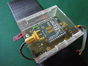 transparent box for xBee ZNet
